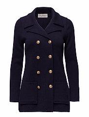 Victoria jacket - MARINE
