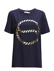 logo  T-shirt - Marin/30136