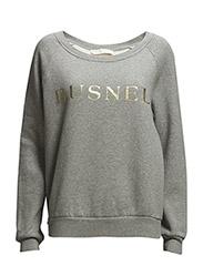 BUSNEL Sweatshirt - light grey /B002