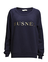 BUSNEL Sweatshirt - Marin/30136