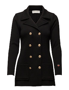 Victoria jacket - BLACK