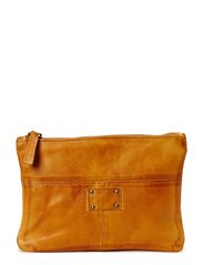 Work functional make-up purse - Browns