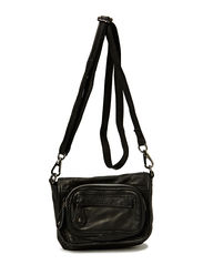 Lovely chain small bag - Black