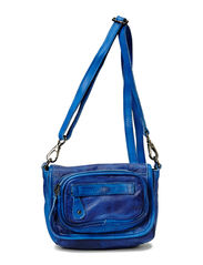 Lovely chain small bag - Strong blue