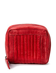 Be a biker - small purse - Rubin red