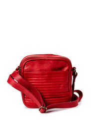 Be a biker - Cross over bag - Rubin red
