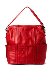 Be a biker - Large bag - Rubin red