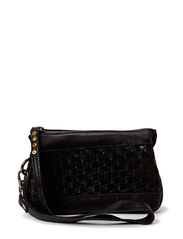 Braided Delux - Purse - Black