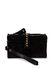 Rustic Glam - Clutch - Black