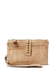 Rustic Glam - Clutch - Dusty sand