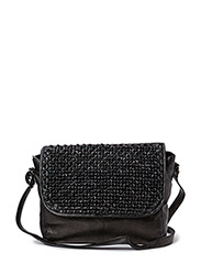 Petite Knots shoulderbag - Black