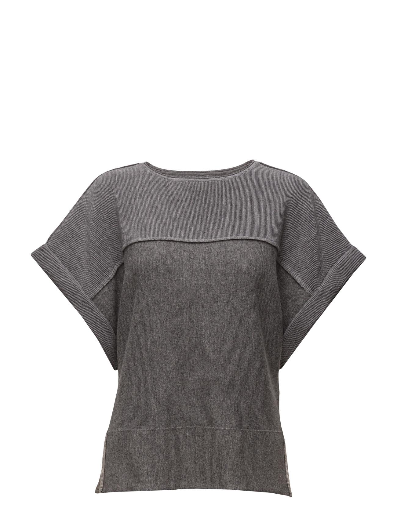 Lonsdala By Malene Birger Sweatshirts til Damer i Med Grey Mel