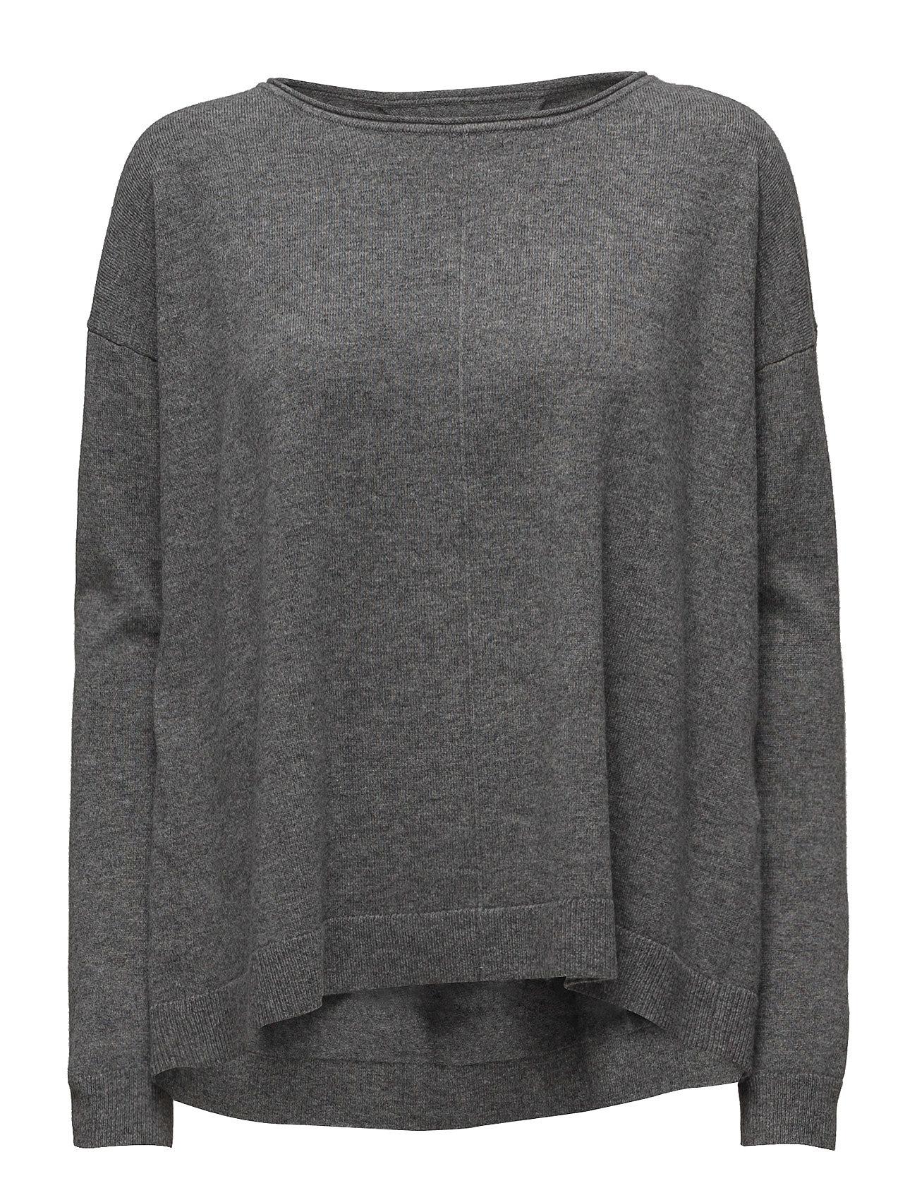 Twikkian By Malene Birger Sweatshirts til Damer i Med Grey Mel