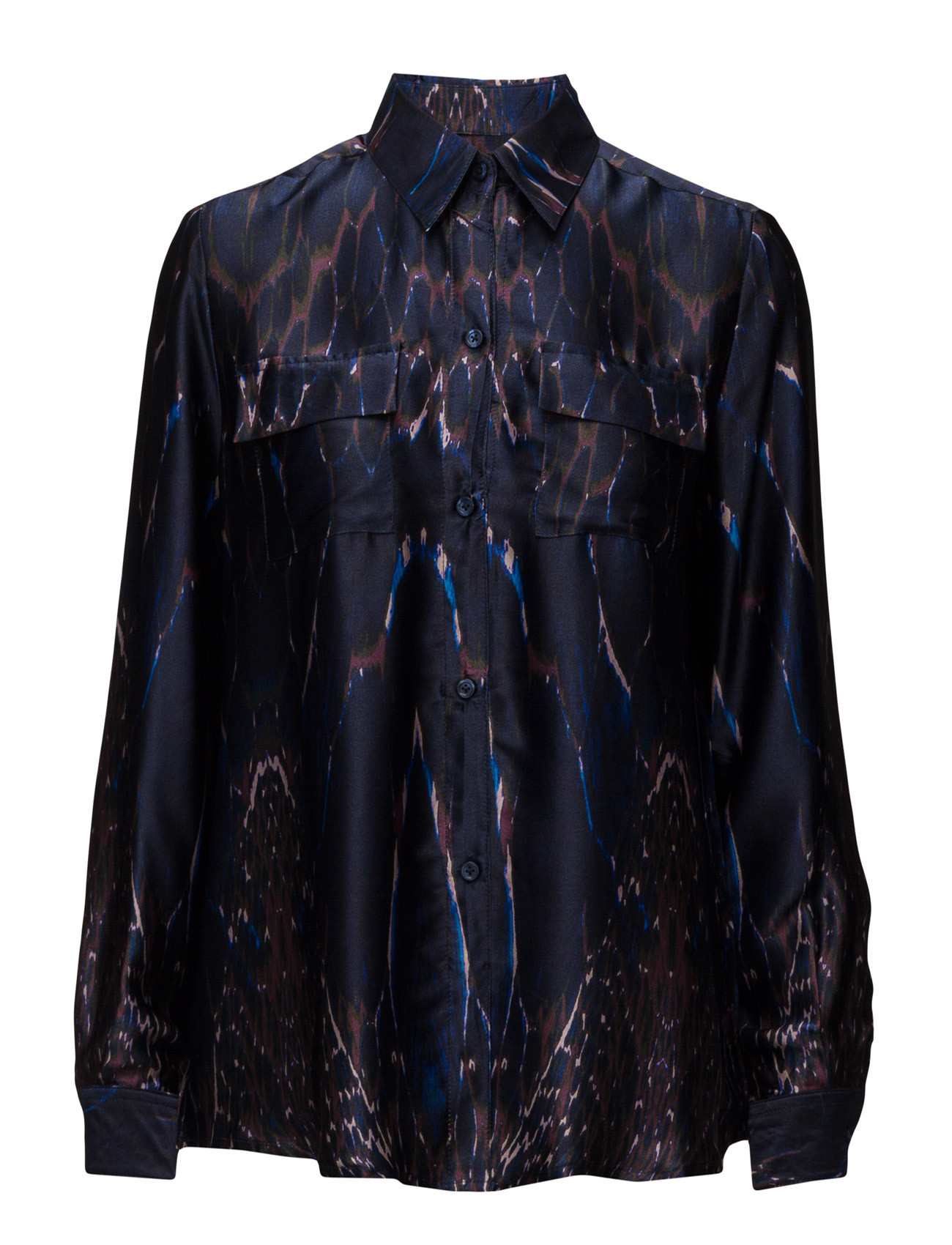 Nicolina Shirt By Malina Langærmede til Damer i