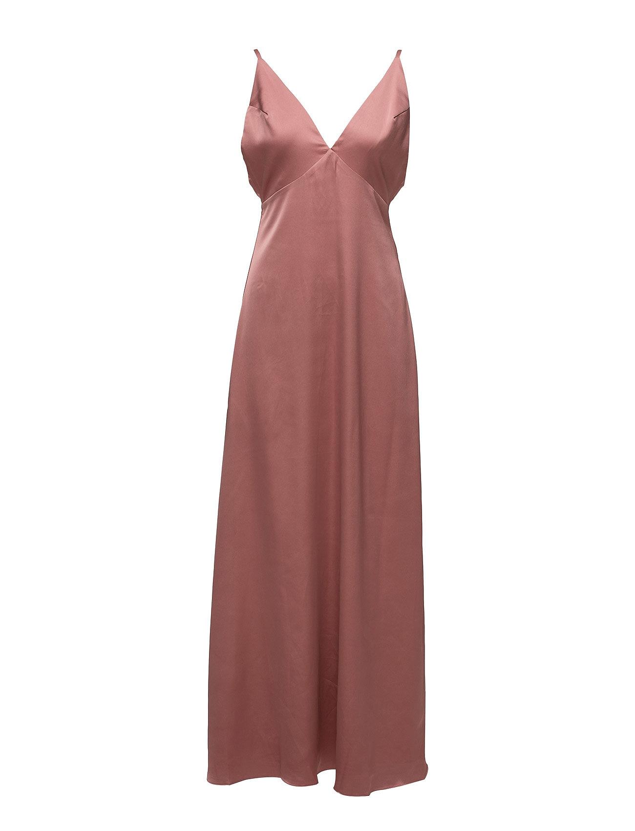 Livia Dress By Malina Kjoler til Kvinder i Rødme