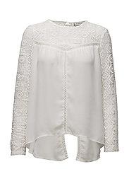 Amira blouse - WHITE