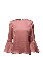 Rosey blouse - BLUSH