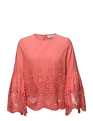 Alonza blouse - WATERMELON