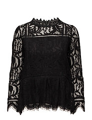 NIKITA BLOUSE - BLACK