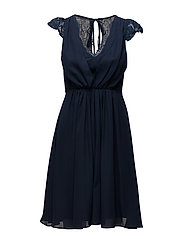 Zarah mini dress - DARK BLUE