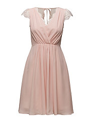 Zarah mini dress - POWDER PINK