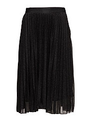 Pearl skirt - METALLIC BLACK