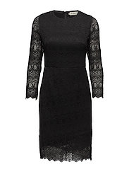 Elvira dress - BLACK