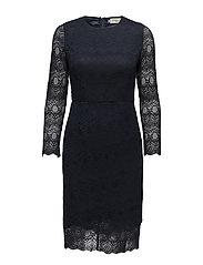 Elvira dress - NIGHT SKY