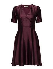 Willow dress - ROSEWOOD