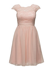 Ivy dresss - DUSTY PINK