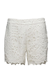 Claudia shorts - CLOUDY WHITE