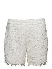 Claudia shorts - CLOUDY WHITE