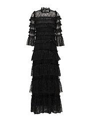 Carmine maxi dress - BLACK