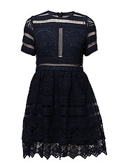 Marissa dress - DARK BLUE