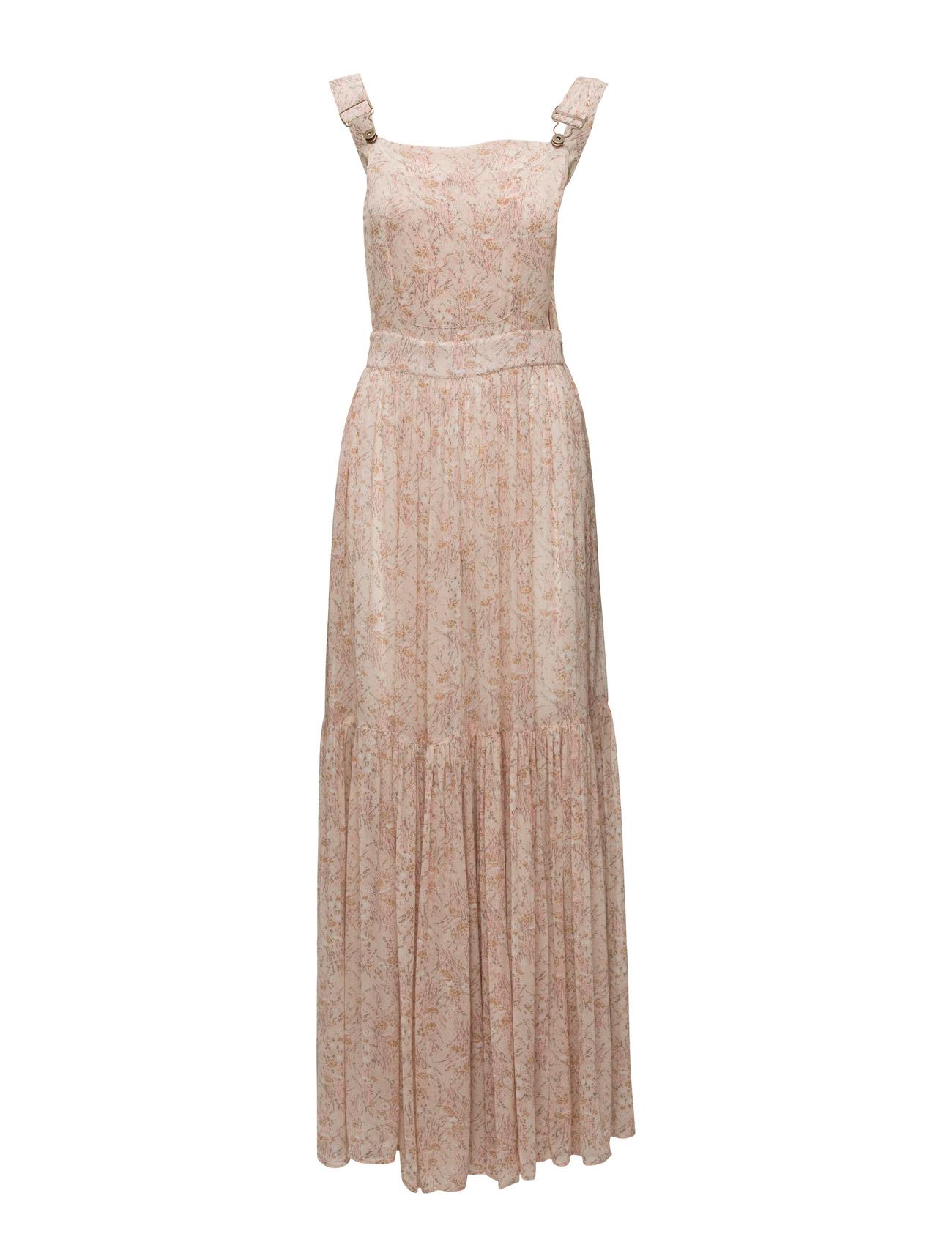 Semi Buckle Dress by Ti Mo Maxi Kjoler til Kvinder i