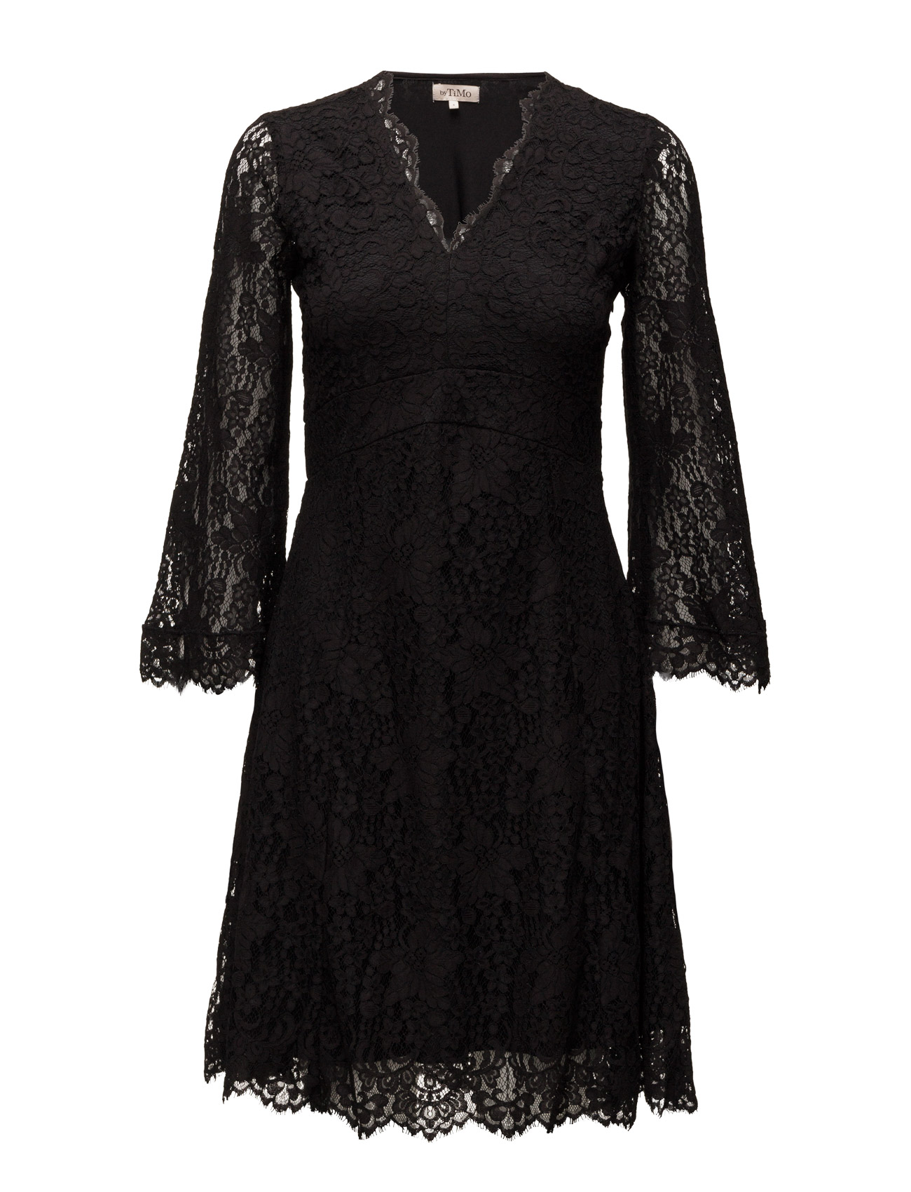 by Ti Mo Lace V-Neck Dress