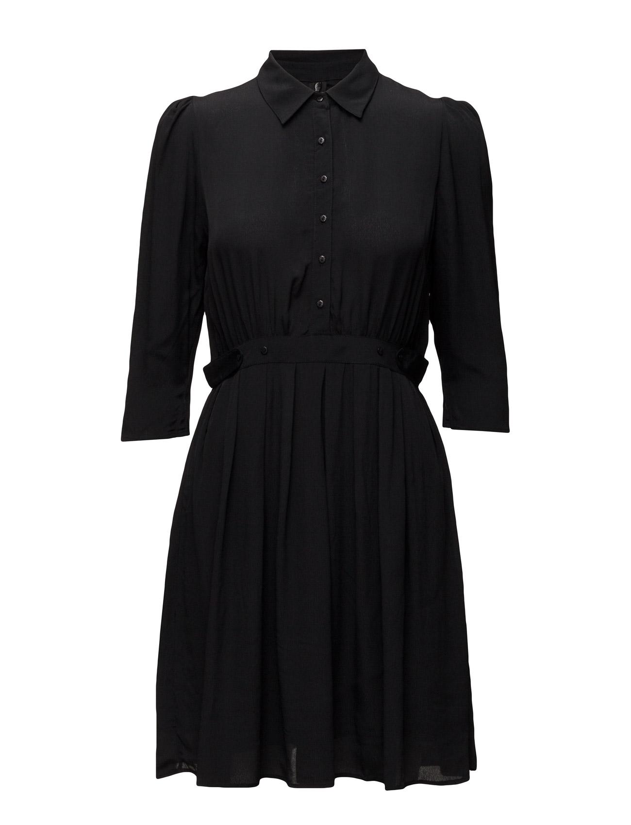 Dresses Shirt Dress by Ti Mo Knælange & mellemlange til Kvinder i Sort