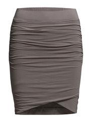 Tees Skirt - Slate