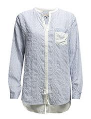 S-Shirts Shirt - Crisp sky