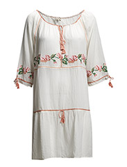 Poppy Tunic - Vintage white