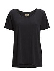 Tees Round T-Shirt - China blue