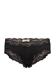 Lace Panties - 40's Underwear - 099 BLACK