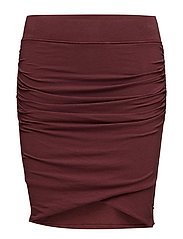 Short Skirt - Tees - 297 BURGUNDY