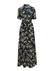 Maxi Dress - Dresses - 700 NEW YORK BLOSSOM BLUE