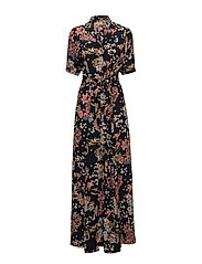 Maxi Dress - Dresses - 703 BLOSSOMS MARINE
