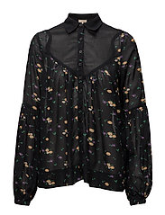 Button-Up Blouse - Bohemian - 710 HARVEST