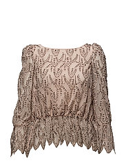 Blouse - Beading - 031 CHAMPAGNE