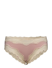 Lace Panties - DUSTY PINK