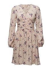 Bell Sleeve Dress - FLOWER DREAM
