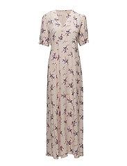 50s Maxi Dress - FLOWER DREAM